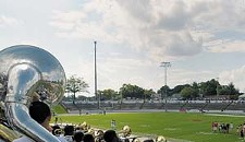 Sans Spiders, City Stadium Arouses Interest