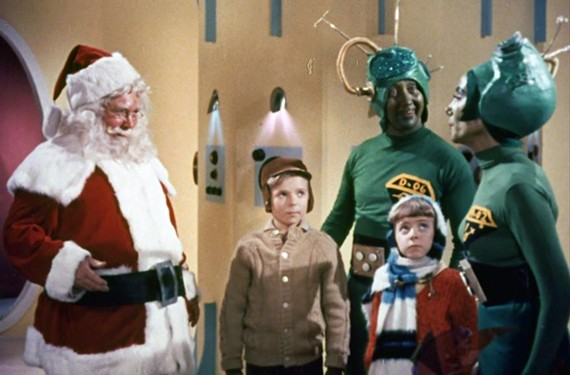 """Santa Claus Conquers the Martians"""