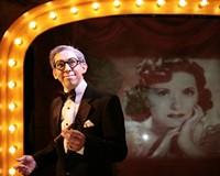 Scott Wichmann plays legendary comedian George Burns in Virginia Rep's latest.