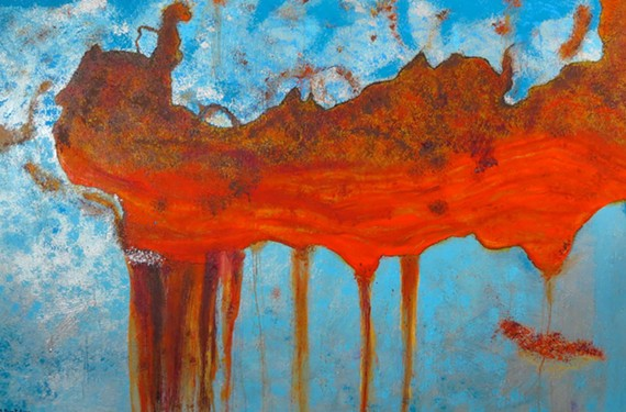 Selected Paintings from the Rust Belt and Beyond by Danny Trent.