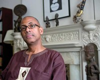 """Shawn Utsey's film about the plundering of African-American cadavers, """"Until the Well Runs Dry,"""" will be shown on local public TV this week. """"For African-Americans, burial is a sacred event,"""" the VCU professor says."""