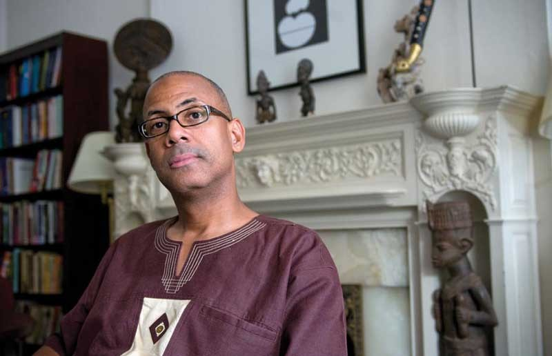 """Shawn Utsey's film about the plundering of African-American cadavers, """"Until the Well Runs Dry,"""" will be shown on local public TV this week. """"For African-Americans, burial is a sacred event,"""" the VCU professor says. - ASH DANIEL"""