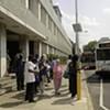 Shelter Coming to Lambasted Bus Plaza
