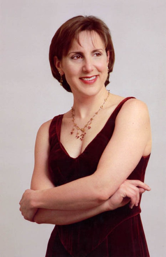 """She's a national treasure."" Four-time Grammy winner Dawn Upshaw joins one of the world's top chamber orchestras at CenterStage."