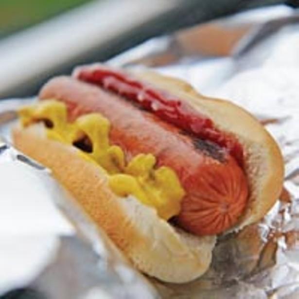 order short food dog drink