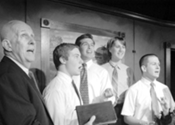 """""""Sissies"""" Preaches to the Choir"""