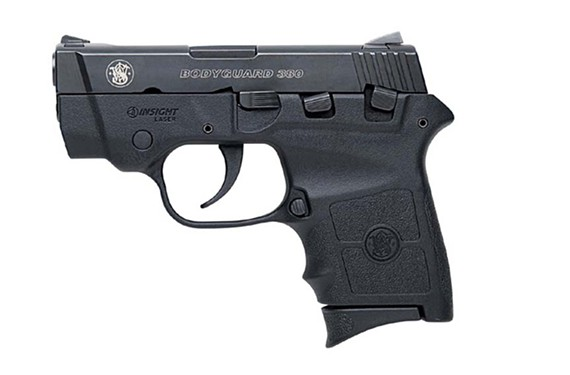 Smith & Wesson Bodygaurd, .380 caliber - SMITH & WESSON
