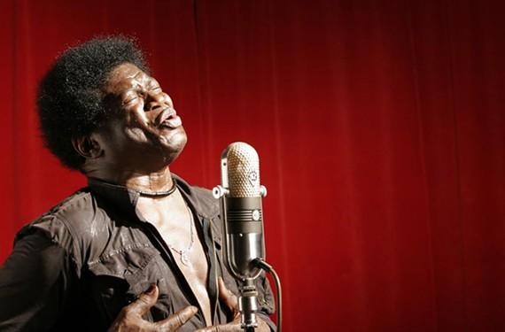 Soul survivor: Charles Bradley