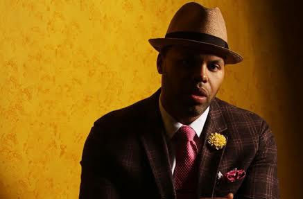 Soulful crooner Eric Roberson returns to Richmond for the Saturday Soul Social at the Speakeasy at MansionFive26 on July 26.