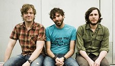 Stephen Kellogg and the Sixers at Friday Cheers