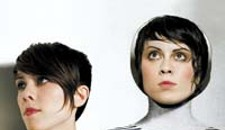 Tegan and Sara at the National