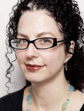 Television critic for the New Yorker magazine, Emily Nussbaum.