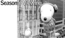 television: Seasonal Viewing