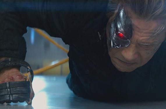"""Terminator Genisys"""