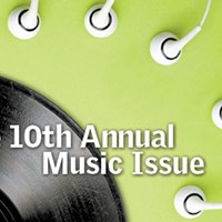 The 10th Annual Music Issue