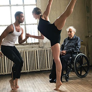 The 2009 death of Merce Cunningham (right) initiated a two-year Legacy Tour of his celebrated dance company. The troupe makes its final Richmond appearance with two performances at the Modlin Center this week.