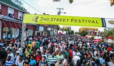 The 2014 2nd Street Festival