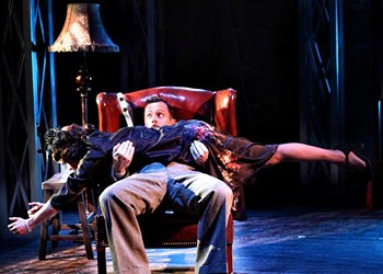 """""""The 39 Steps"""" at Swift Creek Mill Theatre"""