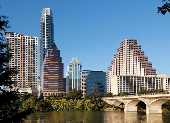 The Austin skyline: Last week, Richmond officials and civic leaders descended on the Texas city to borrow ideas on boosting culture and commerce.