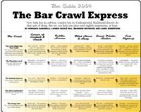 The Bar Crawl Express