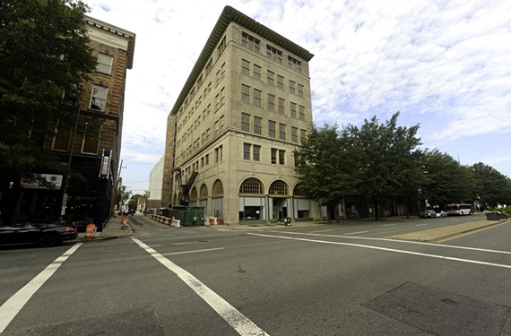 The brainchild of Katie and Ted Ukrop, Quirk,  a hotel should provide a new experience and gallery space at 201 W. Broad St. for the growing arts district.