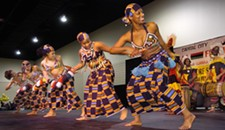 The Capital City Kwanzaa Festival at the Showplace Exhibition Center