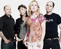 The Corin Tucker Band at Strange Matter