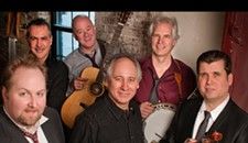 The DePue Brothers Band at the Cultural Arts Center of Glen Allen