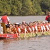 The Dragon Boat Festival at Rocketts Landing
