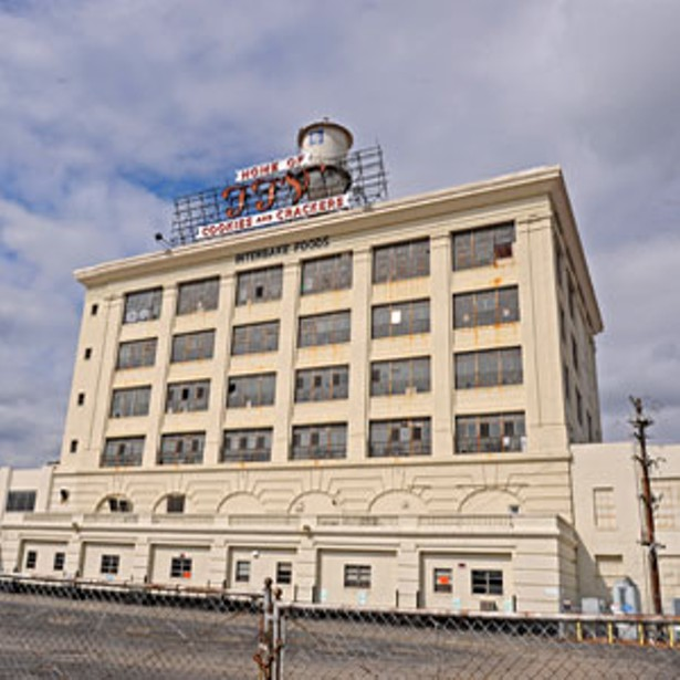Famous Richmond Cookie Factory Condemned | News and Features