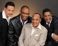 The Four Tops at the Beacon Theater in Hopewell
