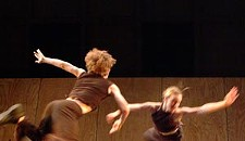 The Grand Opening of the Dogtown Dance Theatre