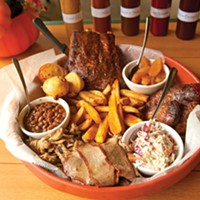 Food Review: Hog Wild