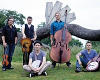 The Infamous Stringdusters at Friday Cheers