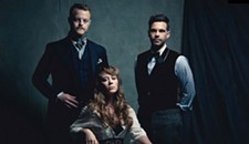 The Lone Bellow at Friday Cheers