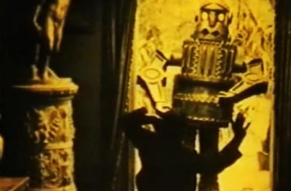 """The Mechanical Man"""