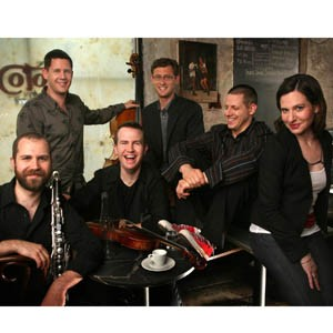"""The members of eighth blackbird will follow up last fall's """"PowerFUL"""" program with a compilation of new music pieces they are calling """"PowerLESS."""" Members include, from left, Michael J. Maccaferri, Nicholas Photinos, Matt Albert, Timothy Munro, Matthew Duvall and Lisa Kaplan."""