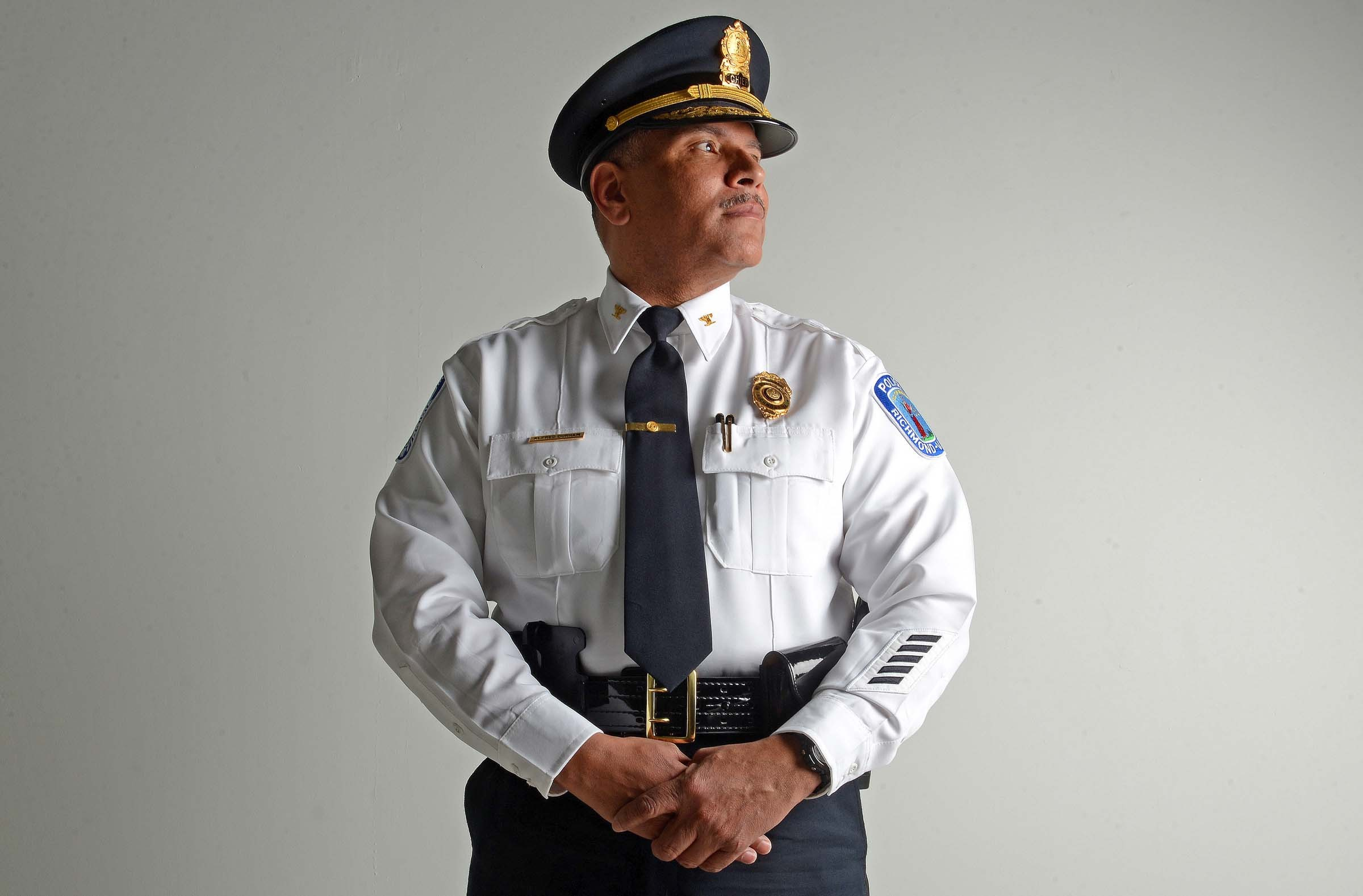 the new chief cover story style weekly richmond va local  click to enlarge richmond police chief alfred durham was officially sworn in friday but took command of the