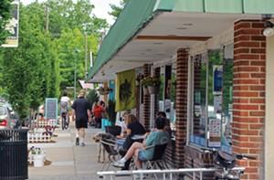 The North Side's MacArthur Avenue. - SCOTT ELMQUIST