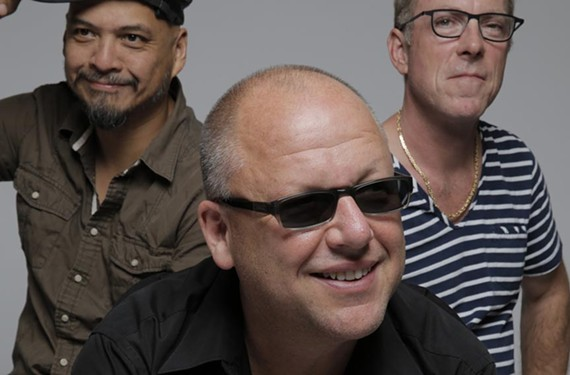 The remaining original Pixies include guitarist Joey Santiago, frontman Charles Thompson and drummer David Lovering. Conspicuously absent? Any bass players named Kim.