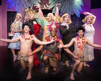 """The Richmond Triangle Players' latest, """"Howard Crabtree's Whoop-Dee-Do,' is visually engaging."""