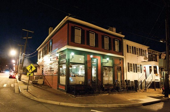 The Roosevelt sits at a pivotal corner in Church Hill.