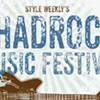 The Shadrock Music Festival on Brown's Island