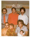 The Smith family at home in the early 1970s. Standing at top are Lonnie Liston Smith Jr., Ray Smith and Donald Smith. Below, from left, are Lonnie Liston Smith Sr., Ray Smith Jr. (Ray's son), mother Elizabeth Smith and Donald's daughter Yaisa.