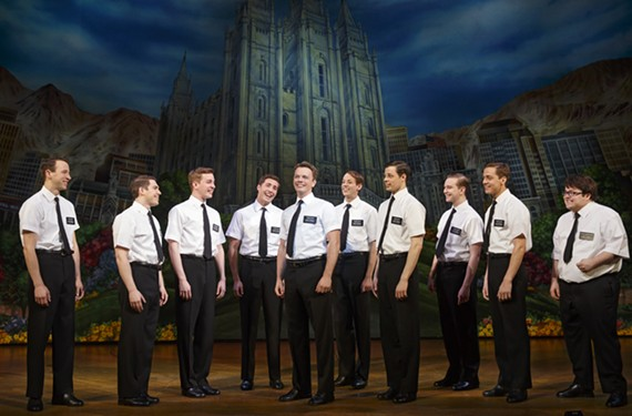 "The touring cast from the highly successful musical ""Book of Mormon"" stands poised to conquer Richmond audiences this week. The local run kicks off new renovations at the Altria Theater including better sound, more restrooms and more comfortable seats."