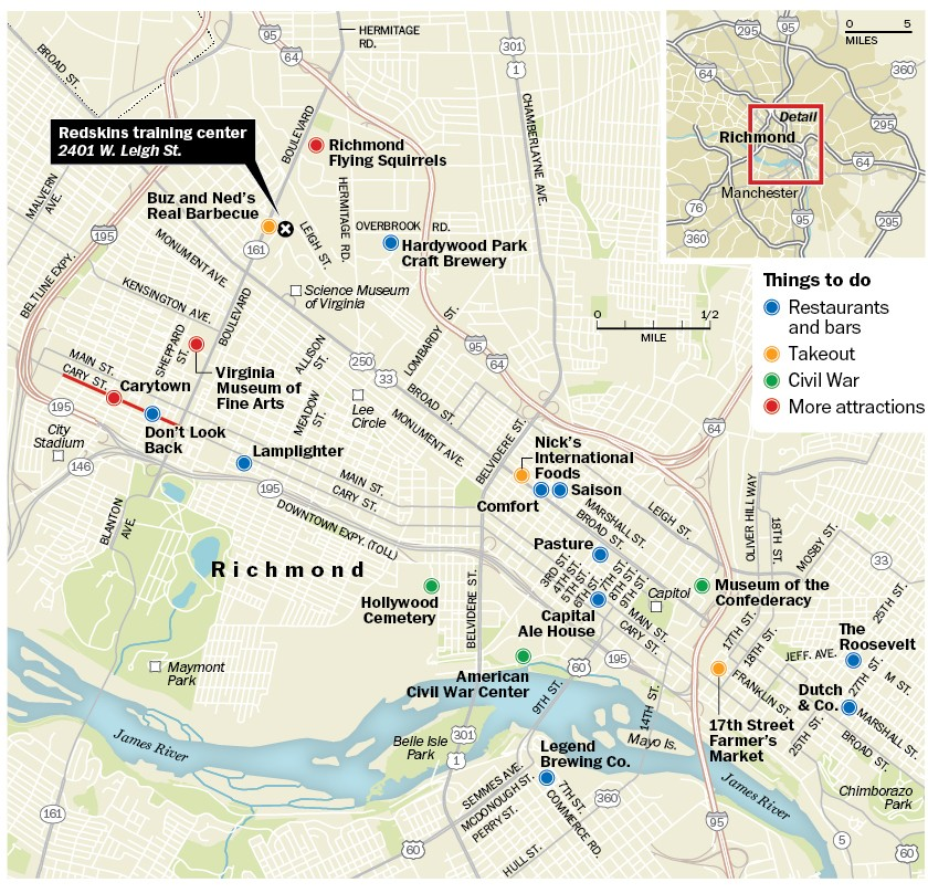 Mayonnaise Donkeys and a River Street Talk – Virginia Tourist Attractions Map