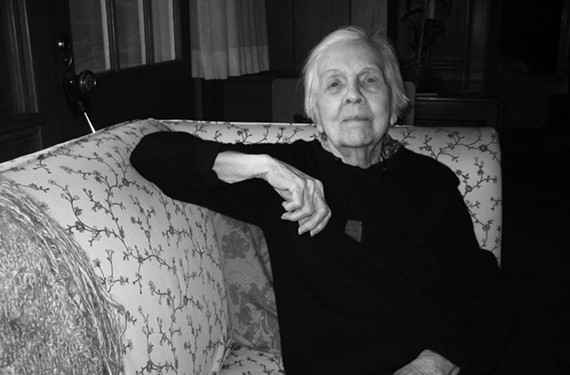 """""""The woman is her own cage."""" The poetry of the late Eleanor Ross Taylor will be celebrated at the Library of Virginia this week."""