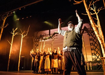"""Theater Review: """"Fiddler on the Roof"""""""