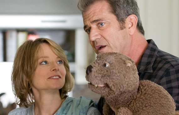 """This puppet's human rights are being violated!"" Jodie Foster and Mel Gibson have no one but themselves to blame for ""The Beaver."" - SUMMIT ENTERTAINMENT"