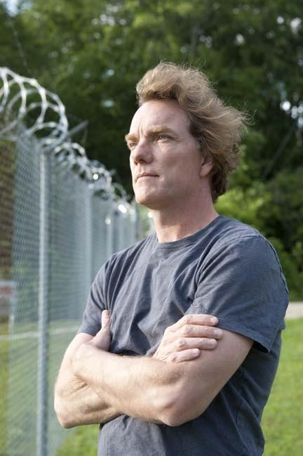 Three times a week, Robbie Norris enters the Richmond City Jail to teach ashtanga yoga. - SCOTT ELMQUIST